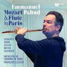 Emmanuel Pahud - Mozart & Flute in Paris, 2 CDs
