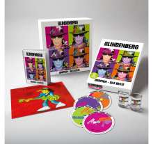 Udo Lindenberg: UDOPIUM - Das Beste (Limitierte Fanbox), 4 CDs und 1 Merchandise