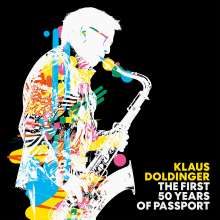 Passport / Klaus Doldinger: The First 50 Years Of Passport (Limited Deluxe Edition), 2 CDs