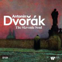 Antonin Dvorak (1841-1904): Dvorak Edition - The Slavonic Soul, 27 CDs