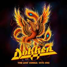 Dokken: The Lost Songs: 1978-1981, LP