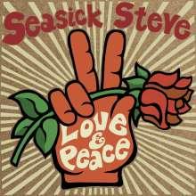 Seasick Steve: Love & Peace, CD