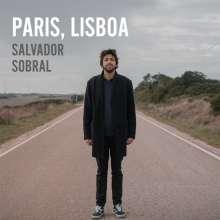 Salvador Sobral: Paris, Lisboa, CD