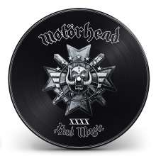 Motörhead: Bad Magic (Limited-Edition) (Picture-Disc Silver), LP