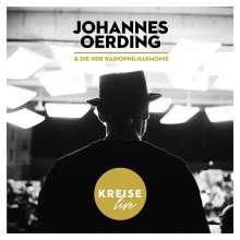Johannes Oerding: Kreise Live, CD