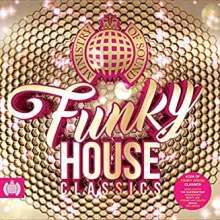 Ministry Of Sound: Funky House Classics, 4 CDs