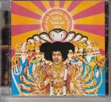 Jimi Hendrix: Axis: Bold As Love (Hybrid-SACD), Super Audio CD