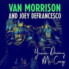Van Morrison & Joey DeFrancesco: You're Driving Me Crazy, 2 LPs