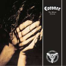 Coroner: No More Color (remastered), LP