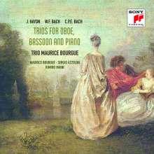 Sergio Azzolini - Trios für Oboe, Fagott, Klavier, 2 CDs