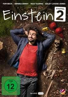 Einstein Staffel 2, 3 DVDs
