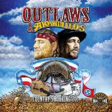 Outlaws & Armadillos: Country's Roaring '70s, 2 CDs