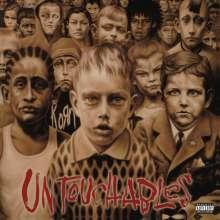 Korn: Untouchables, 2 LPs