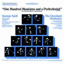 George Szell - One Hundred Musicians and a Perfectionist, CD