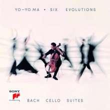 Johann Sebastian Bach (1685-1750): Cellosuiten BWV 1007-1012 (180g), 3 LPs