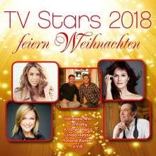 TV Stars 2018 feiern Weihnachten, CD