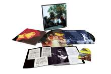 Jimi Hendrix: Electric Ladyland (50th-Anniversary-Deluxe-Edition) (180g), 6 LPs und 1 Blu-ray Disc