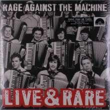 Rage Against The Machine: Live & Rare, 2 LPs