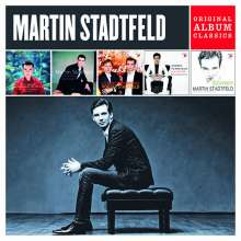 Martin Stadtfeld  - Original Album Classics, 5 CDs