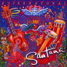 Santana: Supernatural, 2 LPs