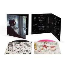 Lil Peep: Come Over When You're Sober Pt. 1 & Pt. 2 (Limited Edition) (Pink & Black Vinyl), 2 LPs