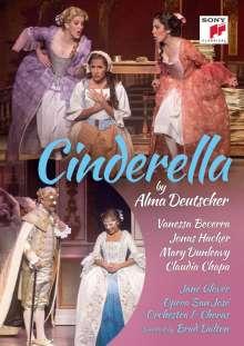 Alma Deutscher (geb. 2005): Cinderella, 2 DVDs