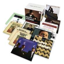 Philippe Entremont - The Complete Piano Solo Recordings on Columbia Masterworks, 34 CDs
