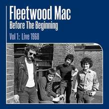 Fleetwood Mac: Before The Beginning Vol 1: Live 1968 (remastered) (180g), 3 LPs