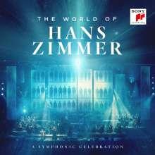 Hans Zimmer (geb. 1957): Filmmusik: The World Of Hans Zimmer - A Symphonic Celebration (180g) (Limited-Edtion), 3 LPs