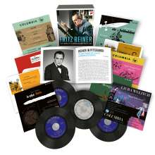 Fritz Reiner - The Complete Columbia Album Collection, 14 CDs