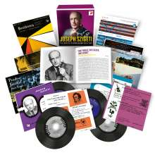 Joseph Szigeti - The Complete Columbia Album Collection, 17 CDs