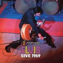 Elvis Presley (1935-1977): Live 1969, 11 CDs