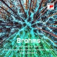 Johannes Brahms (1833-1897): Chorwerke, CD