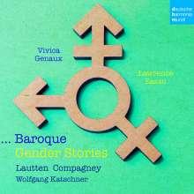 Vivica Genaux & Lawrence Zazzo - Baroque Gender Stories, 2 CDs