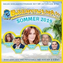 Bääärenstark!!! Sommer 2019, 2 CDs