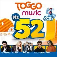 Toggo Music 52, CD