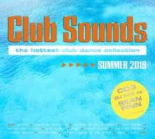 Club Sounds Summer 2019, 3 CDs