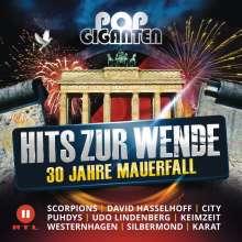Pop Giganten Hits zur Wende, 2 CDs