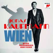 Jonas Kaufmann - Wien, CD