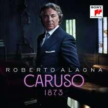 Roberto Alagna - Caruso 1873 (180g), 2 LPs