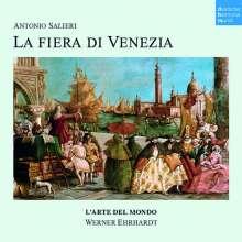 Antonio Salieri (1750-1825): La Fiera di Venezia, 2 CDs