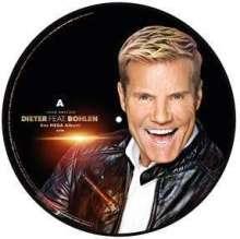 Dieter Bohlen: Dieter feat. Bohlen (Das Mega Album) (Picture Disc) (Limited-Numbered-Edition), LP