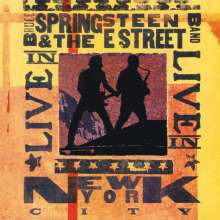 Bruce Springsteen: Live In New York City, 3 LPs