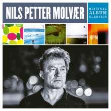Nils Petter Molvær (geb. 1960): Original Album Classics, 5 CDs