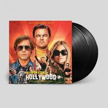 Filmmusik: Quentin Tarantino's Once Upon a Time in Hollywood, 2 LPs