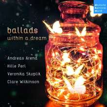 Hille Perl - Ballads within a Dream, CD