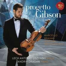 Lech Antonio Uszynski - Progetto Gibson (A Legendary Stradivari Viola), CD