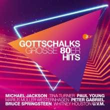 Gottschalks große 80er Show, CD