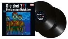Die drei ???: Die drei ??? (Folge 207) - Die falschen Detektive (180g) (Limited Edition), 2 LPs