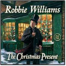 Robbie Williams: The Christmas Present (Deluxe Edition), 2 CDs